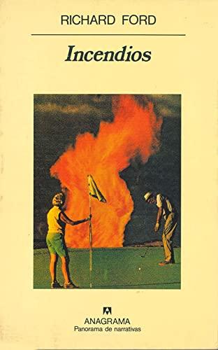 9788433911438: Incendios (Panorama de narrativas)