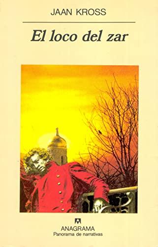 9788433911766: El loco del zar