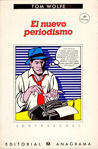 9788433912022: El nuevo periodismo (Contraseñas)