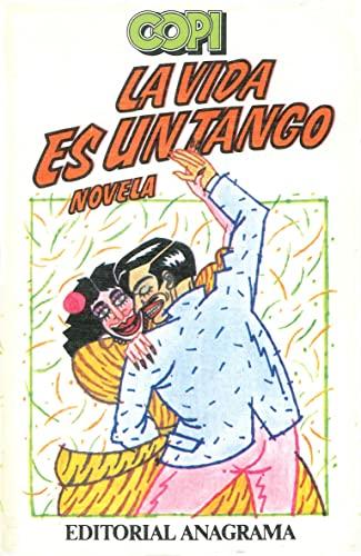 9788433912312: La vida es un tango (Contraseñas)