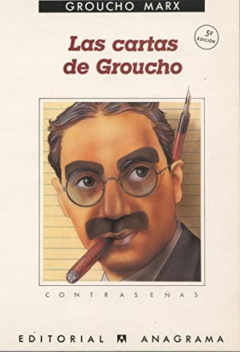 9788433912558: Las Cartas de Groucho (Spanish Edition)
