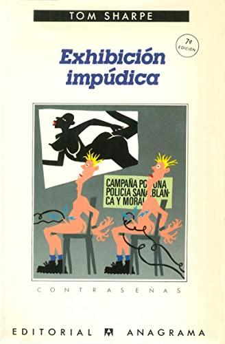 9788433912640: Exhibición impúdica (Contraseñas)