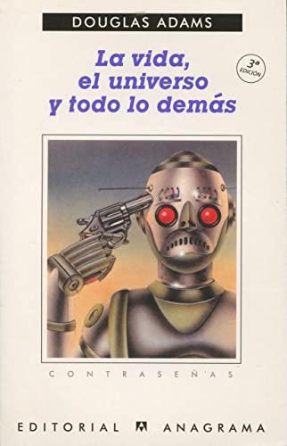 9788433912718: LA vida, el universo y todo lo demas (Contrasenas) (Spanish Edition)