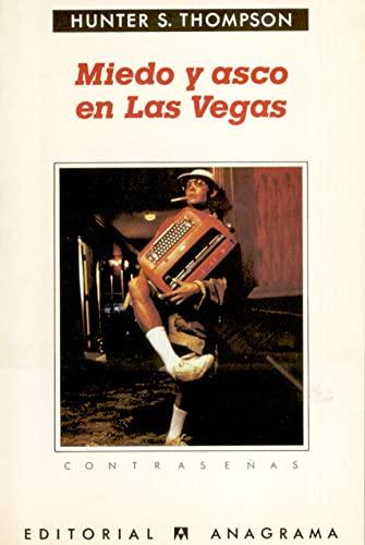 9788433912923: Miedo y Asco En Las Vegas (Spanish Edition)