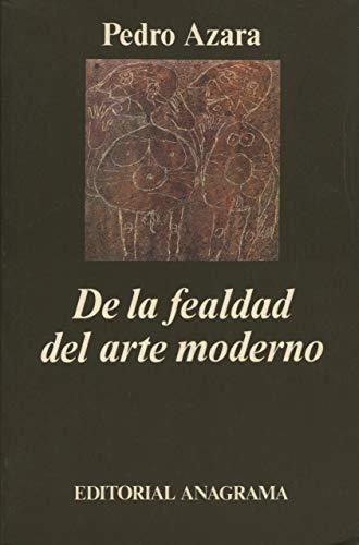 9788433913418: De la fealdad del arte moderno (Argumentos)