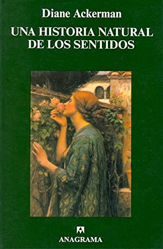 9788433913555: Una historia natural de los sentidos (Argumentos)