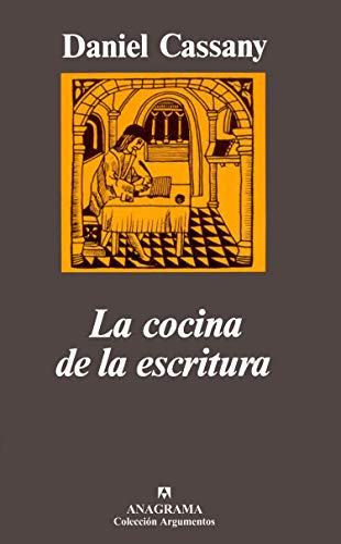 9788433913920: La cocina de la escritura (Argumentos) (Spanish Edition)