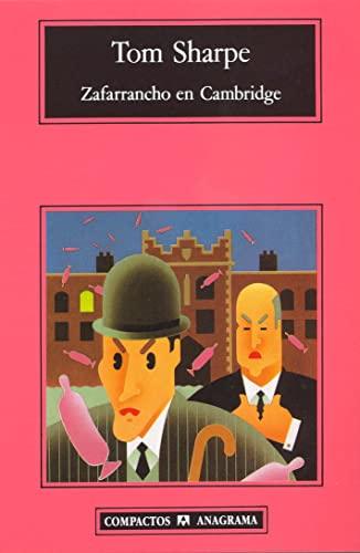 9788433914477: Zafarrancho En Cambridge - Compacto - (Spanish Edition)