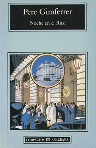 9788433914538: Noche En El Ritz (Spanish Edition)