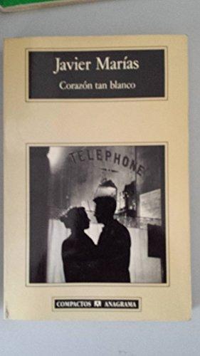 9788433914637: Corazon Tan Blanco (Fiction, Poetry & Drama) (Spanish Edition)