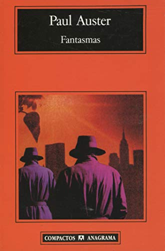 Fantasmas (Compactos) (Spanish Edition): Auster, Paul
