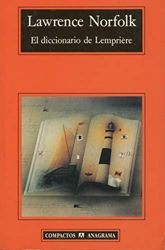 El Diccionario de Lempriere (Spanish Edition) (8433914995) by Norfolk, Lawrence