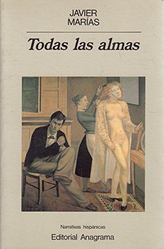 Todas las almas: Marias,Javier