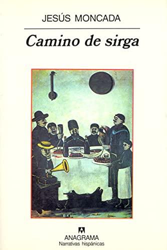 9788433917836: Camino de sirga