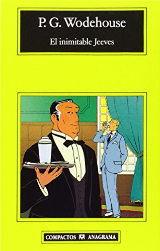 El inimitable Jeeves: Wodehouse, P.G.