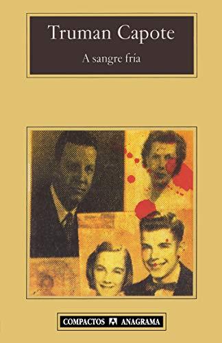 9788433920300: A sangre fria (Compactos Anagrama) (Spanish Edition)
