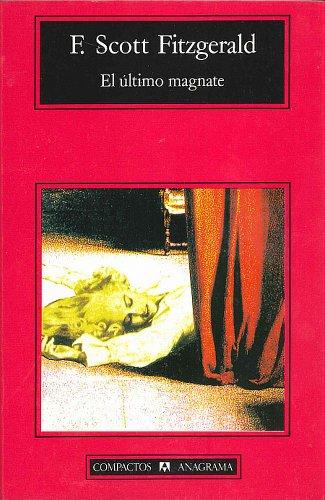 9788433920409: El último magnate (Compactos Anagrama)