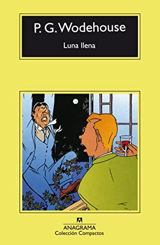 9788433920461: Luna llena (Compactos Anagrama)