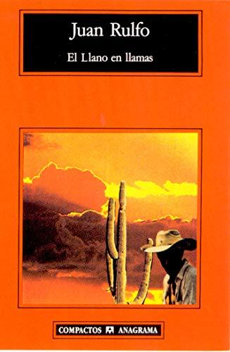9788433920782: El Llano En Llamas (Compactos Anagrama) (Spanish Edition)
