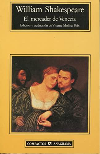9788433920812: El Mercader de Venecia (Spanish Edition)