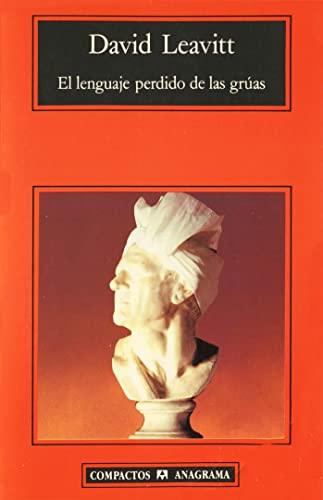 9788433920928: El Lenguaje Perdido de La Gruas (Spanish Edition)