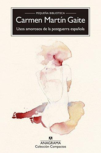 9788433920959: Usos amorosos de la postguerra espanola