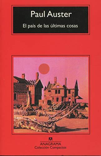 El paÃs de las últimas cosas (Compactos): Auster, Paul