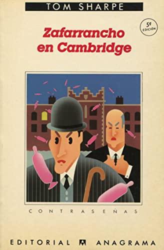 9788433923103: ZAFARRANCHO EN CAMBRIDGE