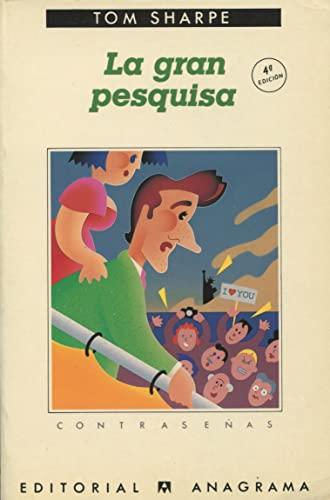 9788433923455: La Gran Pesquisa (Spanish Edition)