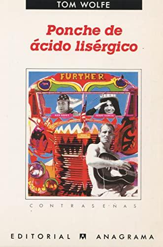 9788433923660: Ponche de Acido Lisergico (Spanish Edition)