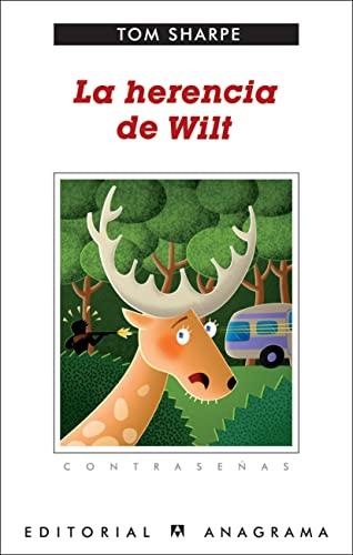 9788433923981: La herencia de Wilt (Contraseñas)