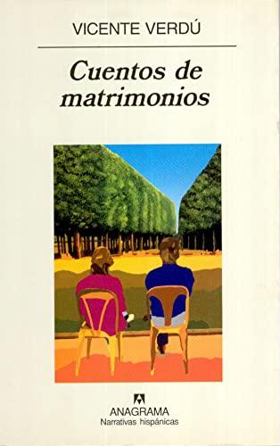 CUENTOS DE MATRIMONIOS: VICENTE VERDU