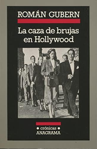 9788433925060: La Caza de Brujas En Hollywood (Spanish Edition)