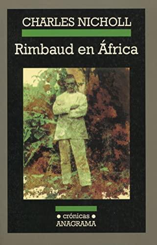9788433925480: Rimbaud En Africa (Spanish Edition)