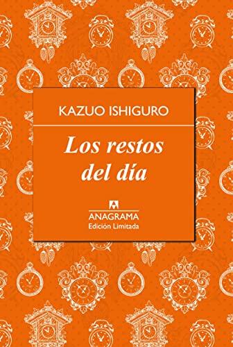 9788433928429: Los Restos Del Día (Edición Limitada)