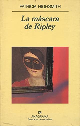 9788433930071: La máscara de Ripley