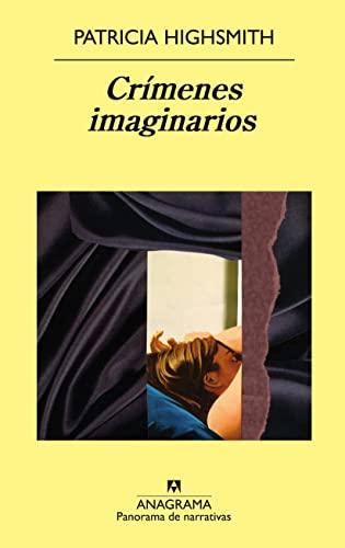 9788433930200: Cr�menes imaginarios (Panorama de narrativas)