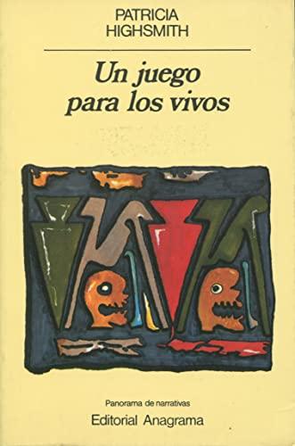 9788433930323: Un Juego Para Los Vivos (Spanish Edition)