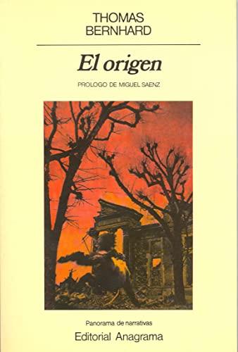 9788433930415: El Origen (Spanish Edition)