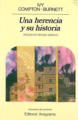 9788433930453: Una herencia y su historia