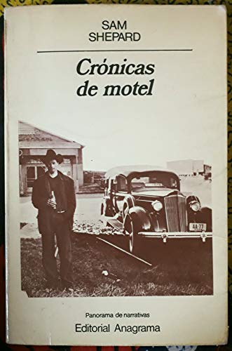 9788433930590: Cronicas De Motel/Motel Chronicles (Spanish Edition)