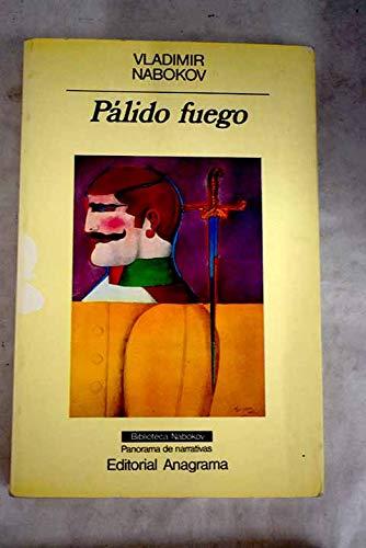 9788433930828: PALIDO FUEGO (PAN)