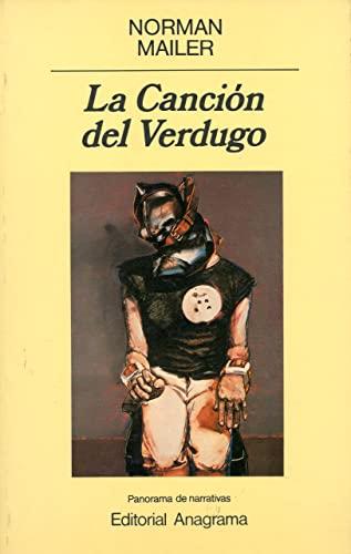 9788433931108: La Cancion del Verdugo (Spanish Edition)
