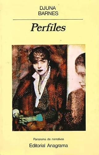 9788433931146: Perfiles (Panorama de Narrativas) (Spanish Edition)