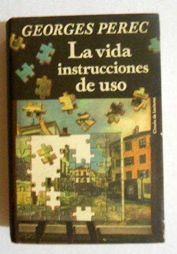 9788433931313: La vida instrucciones de uso
