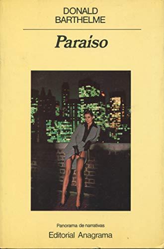 9788433931337: Paraíso (Panorama de narrativas)