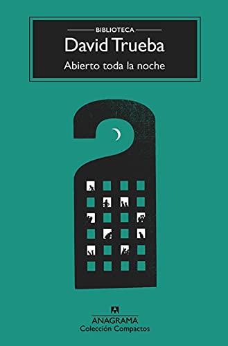 9788433960399: Abierto toda la noche (Compactos)