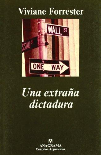9788433961471: UN EXTRAÑA DICTADURA