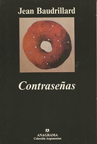 Contraseñas: Jean Baudrillard