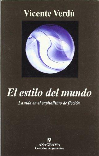 9788433961891: El Estilo del Mundo (Spanish Edition)